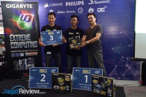 Gigabyte - Juara 3