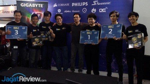 Gigabyte - Juara