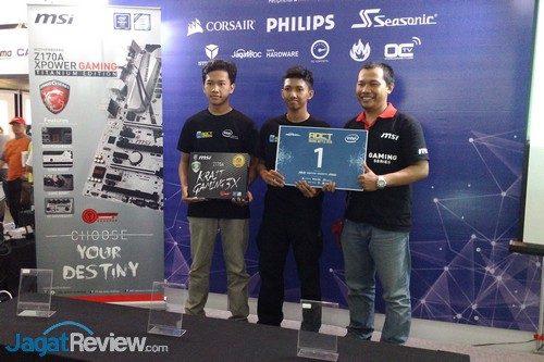 MSI - Juara 1