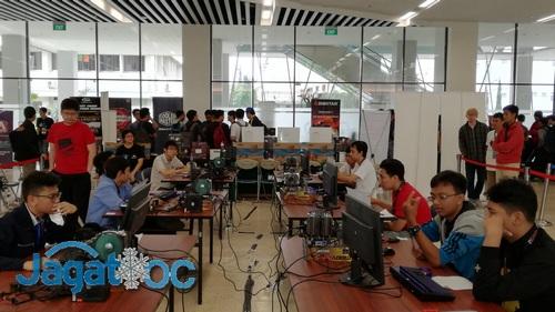 OC IT Maranatha Kualifikasi Biostar 09