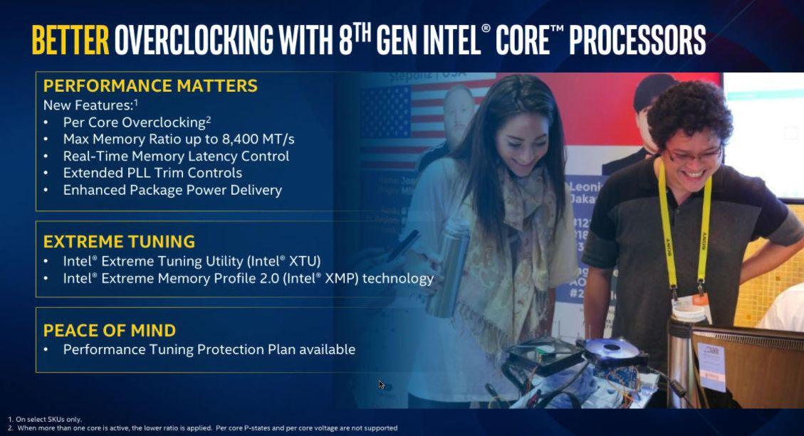 Intel 8th Gen 11s