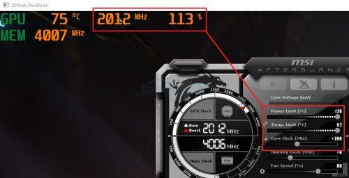 1070Ti 01E Power GPUOC