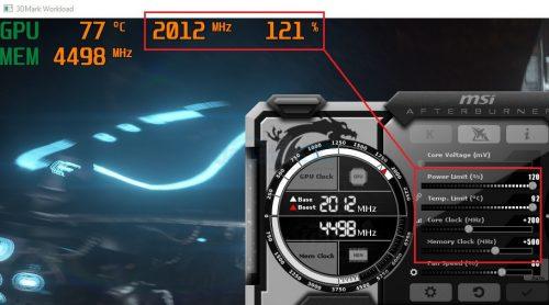 1070Ti 01F Power GPURAMOC