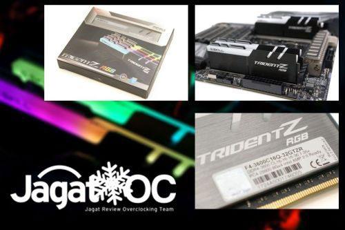 GSkill 3600C16RGB s