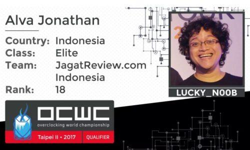 Lucky n00b.OCWC