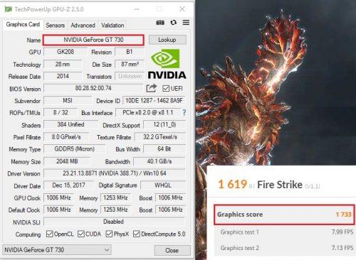 GT730 FS GPU