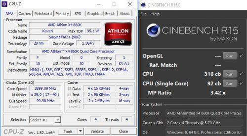 X4 860K CB15