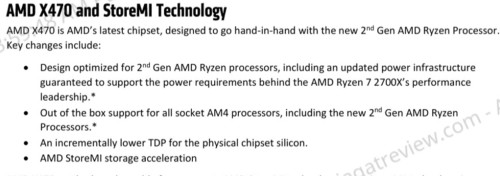 AMD AM4 UpdateX470
