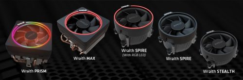 AMD Wraiths