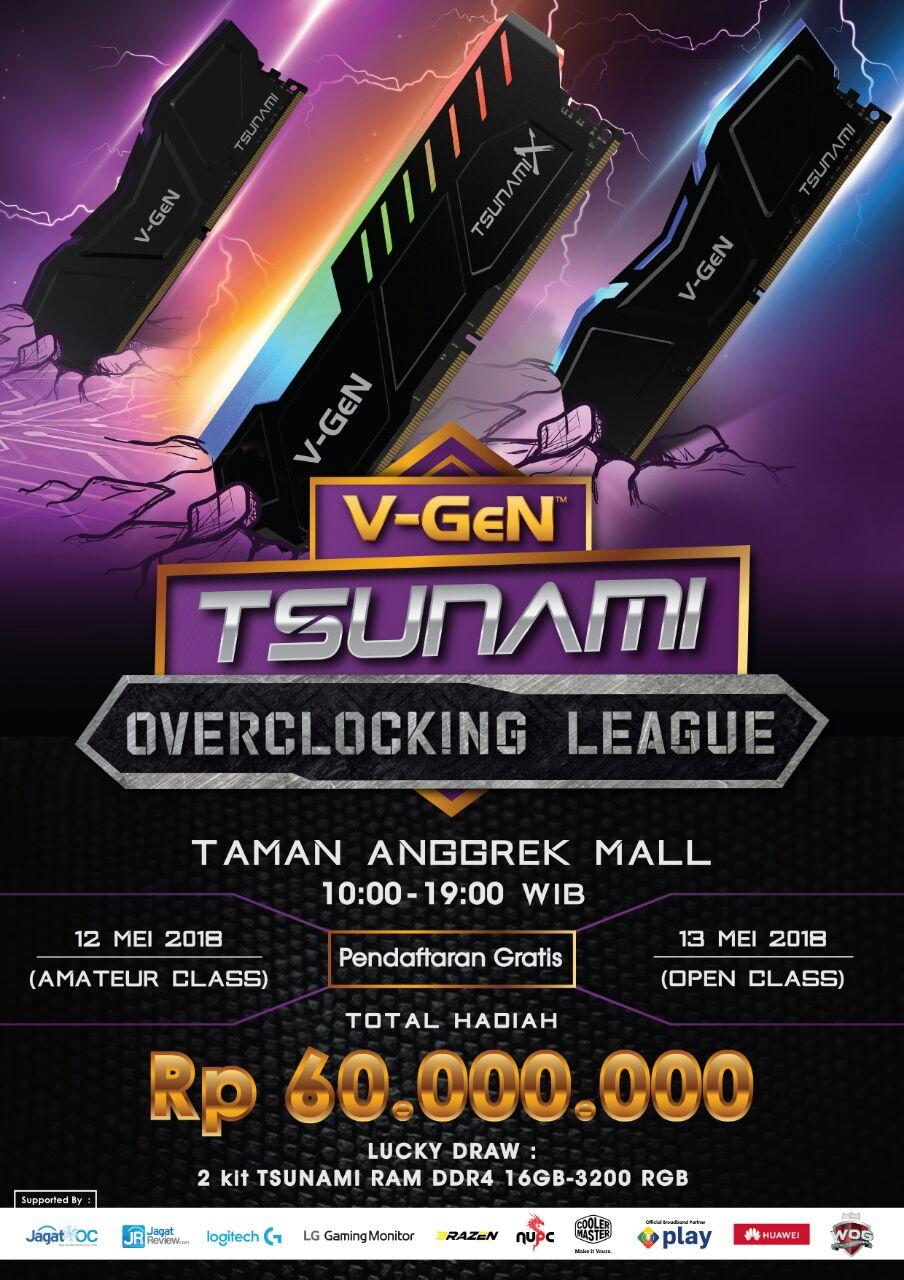VGeN TSUNAMI Poster2