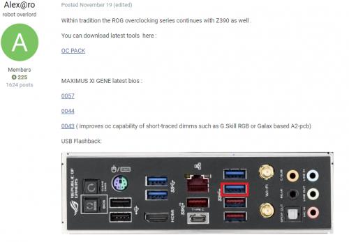 BIOS Update HWBOT
