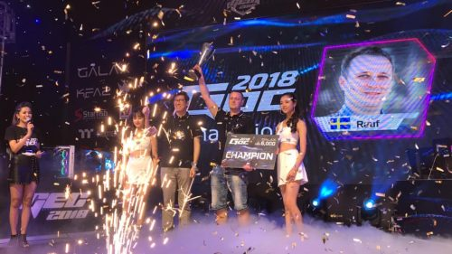 GOC2018 Winner