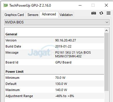 GTX1660TI 1 Screenshot 393B GPUZ2