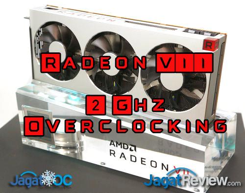 RadeonVII OC 2Ghz