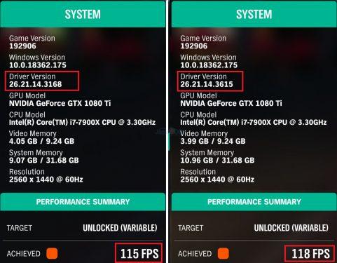 1080Ti FH4 1440Ps