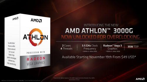 AMD 3000G