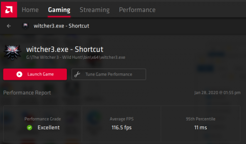 RSA 2020 2B Gaming PerformanceReport
