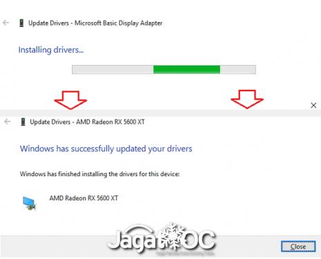 RadeonSoftware DriverOnly Screenshot 776