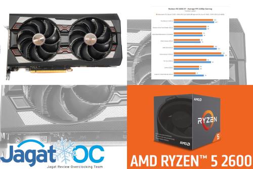 RadeonRX5600XT onRyzen5 2600ss