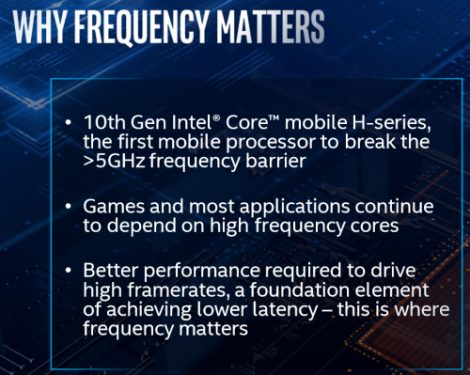 CMLH 1 Frequency Matters