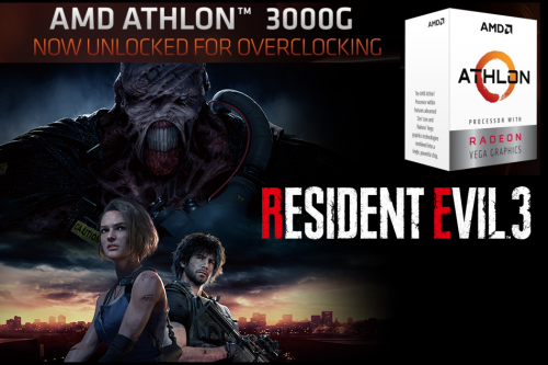 RE3 Remake 3000G