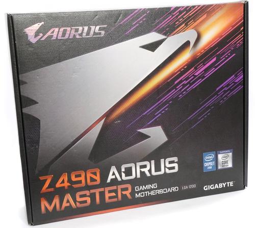 Z490 AORUS MASTER DSC06109s