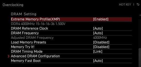Z490I UNIFY BIOS 1