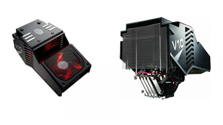 CM V10 Heatsink