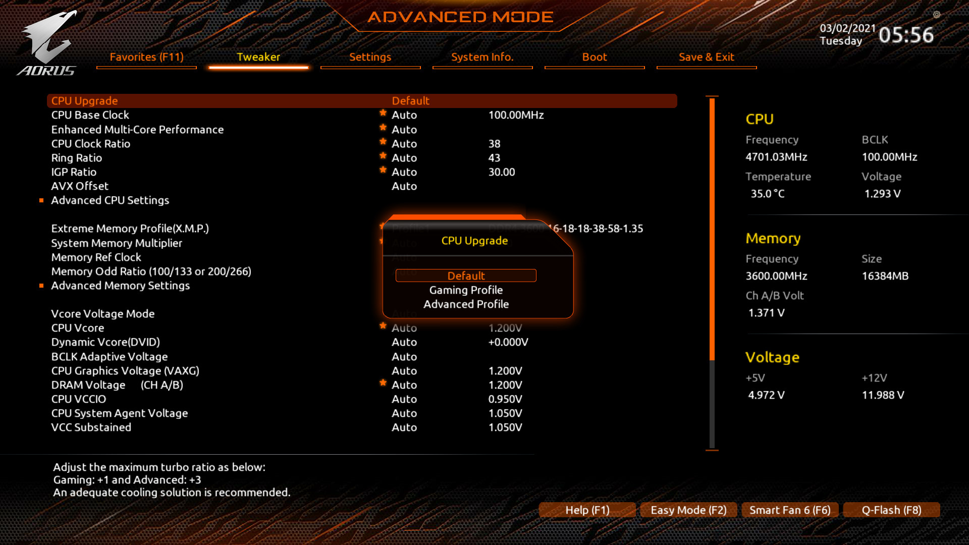 210302055630 CPU Upgrade