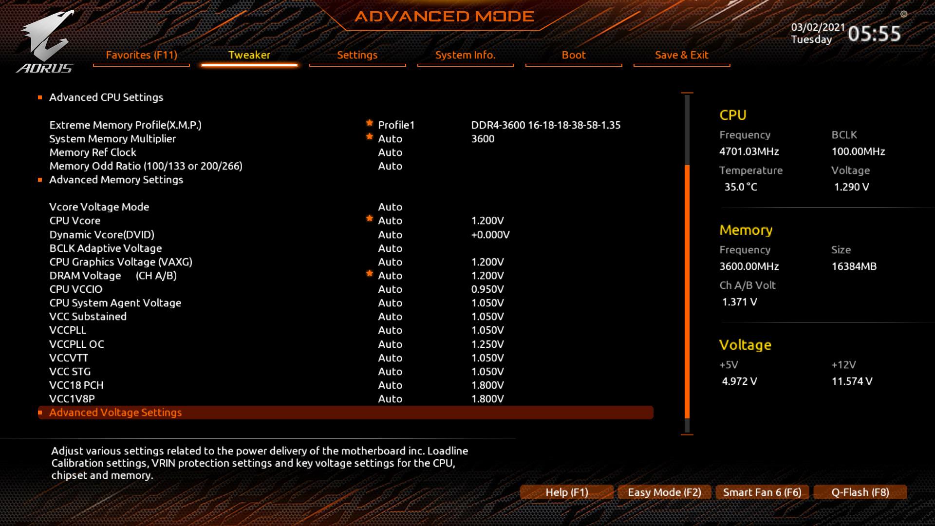 Z590I BIOS 210302055530