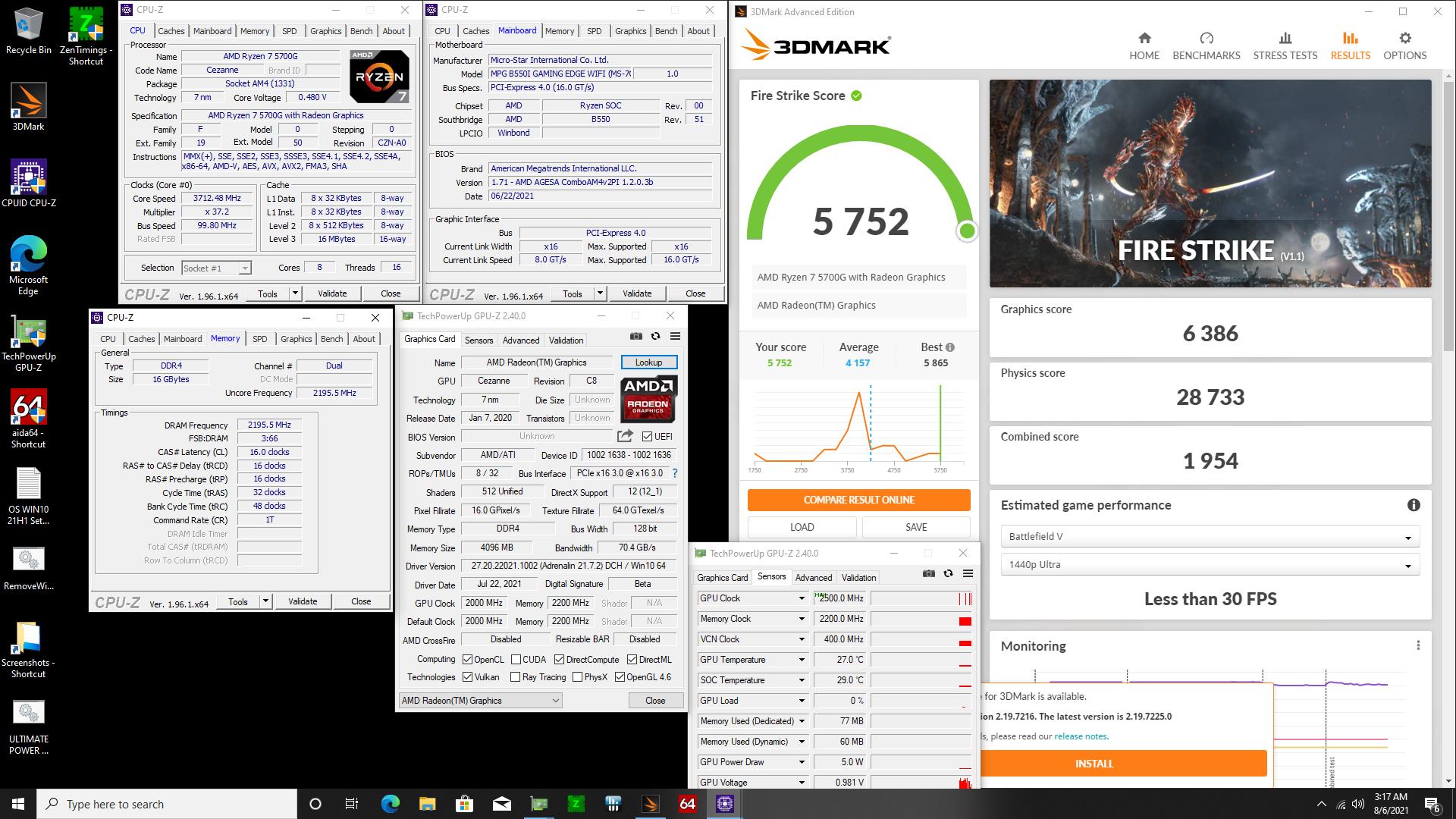 Screenshot 14 FS2500
